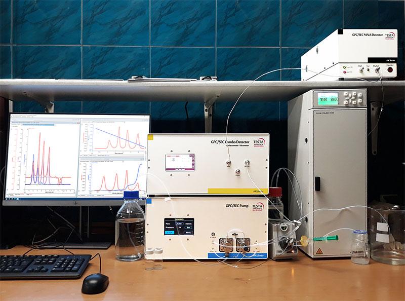 Investigating the Properties of Novel Polymer Nanogels