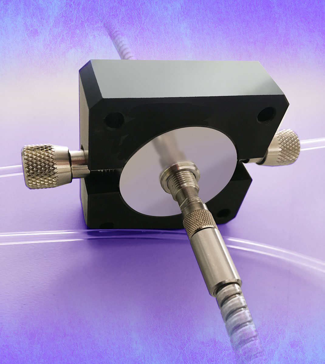 Remote Cell Enables UV Measurement under Harsh Conditions